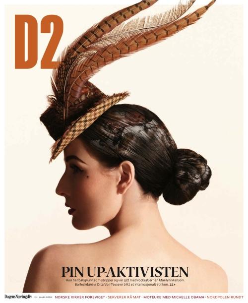Dita cover