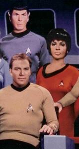 Originalbesetningen på U.S.S. Enterprise