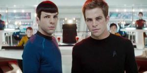 Spock og Kirk anno 2009