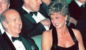 En ekspresident og en prinsesse